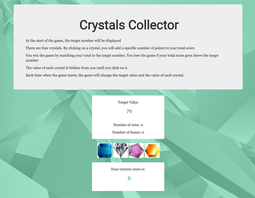 crystals game image